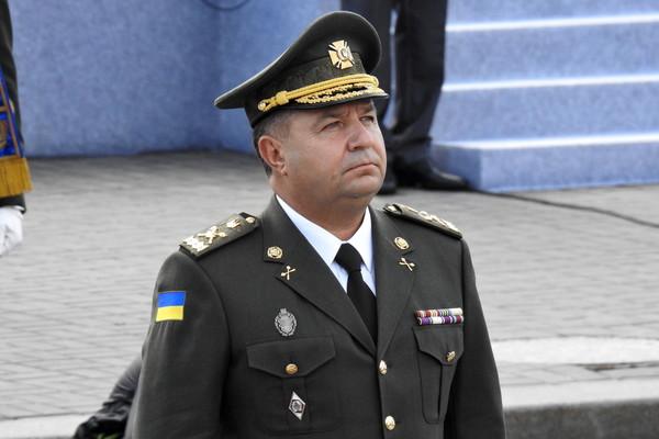 Армия Украины будет учиться у коллег из Израиля – Полторак сообщил важную новость