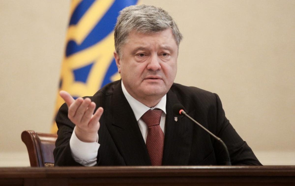 порошенко, гбр, портнов, криминал, допрос, скандал