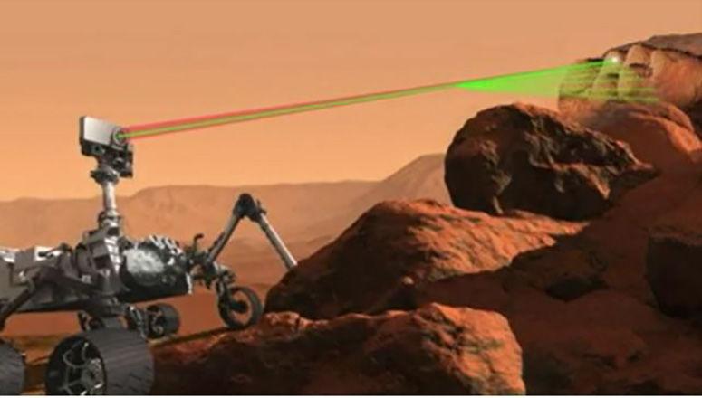 """Perseverance впервые включил """"поющий лазер"""" SuperCam для сканирования Марса"""