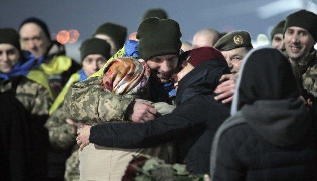 Украинская сторона обменялась с представителями ОРДЛО списками пленных для их дальнейшего освобождения