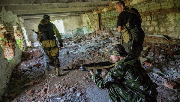 МВД: под контролем украинской армии уже половина Иловайска