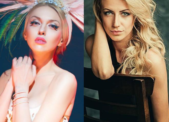 Леся Никитюк, ведущая, Оля Полякова, поцелуй, вечеринка, видео, певица