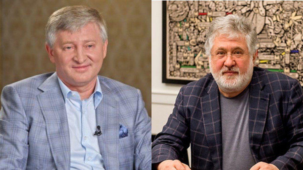 СМИ подсчитали, сколько нардепов в Раде работает на Ахметова и Коломойского