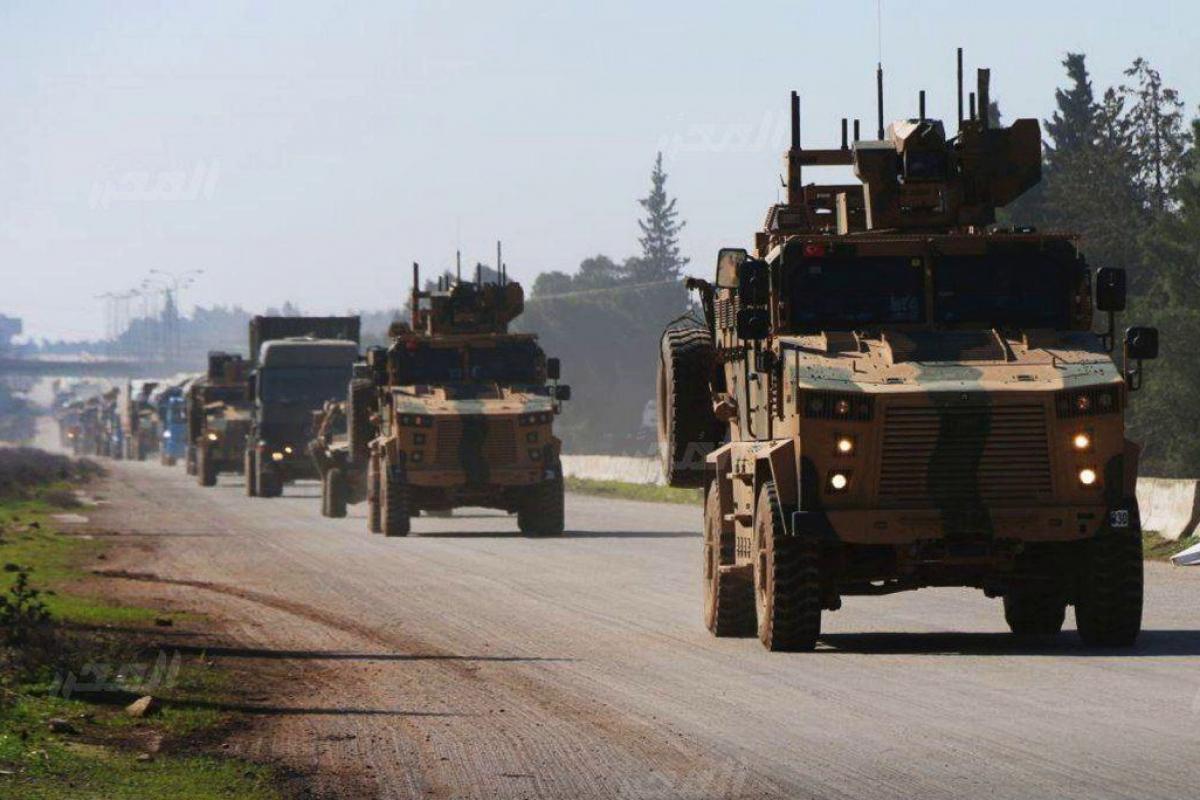 Турция стягивает войска в Сирию - время предупреждений Путину прошло