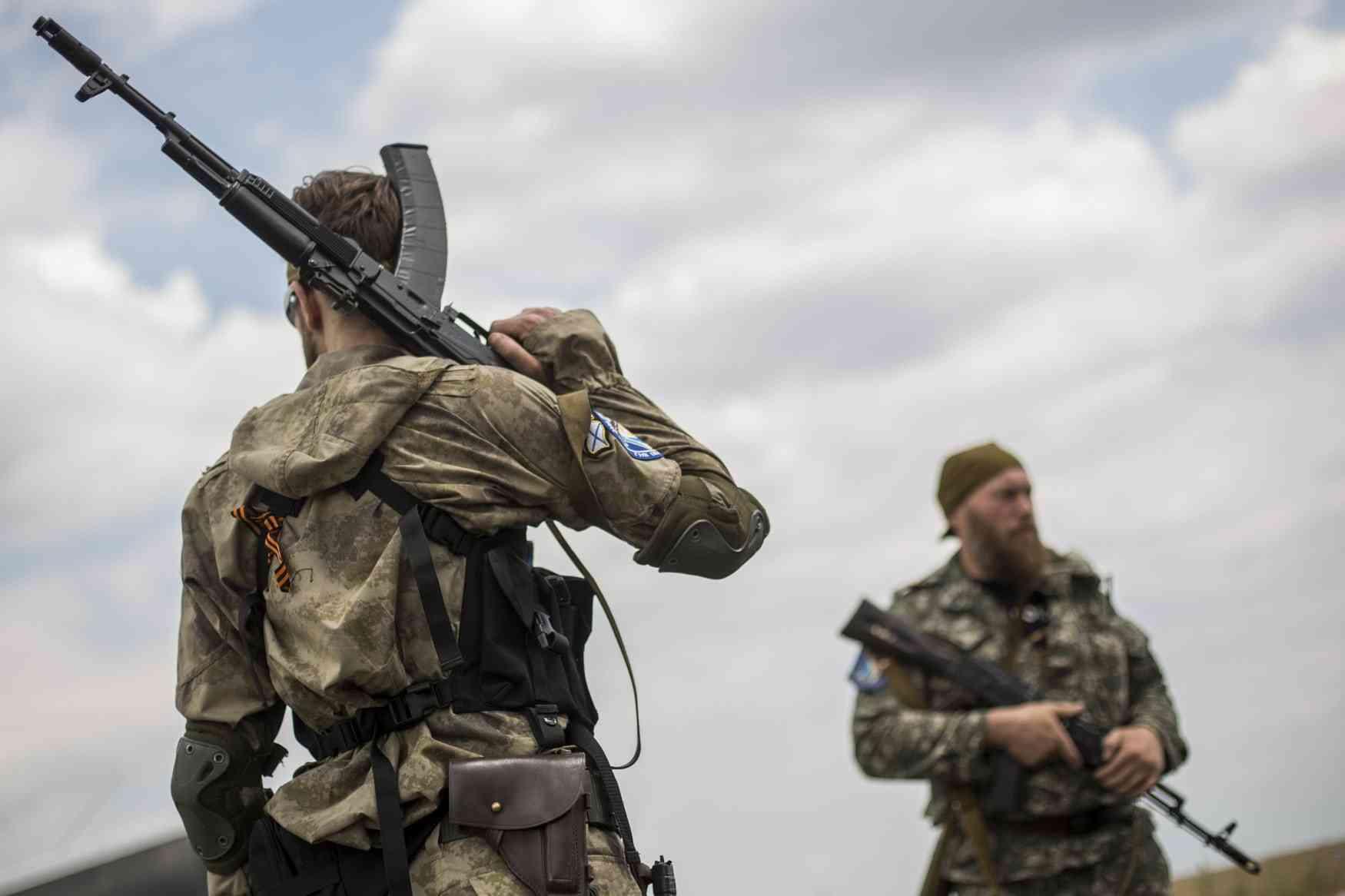 война на донбассе, марьинка, блокпосты, днр, донецк, фашик донецкий, россия, боевики, террористы, новости украины