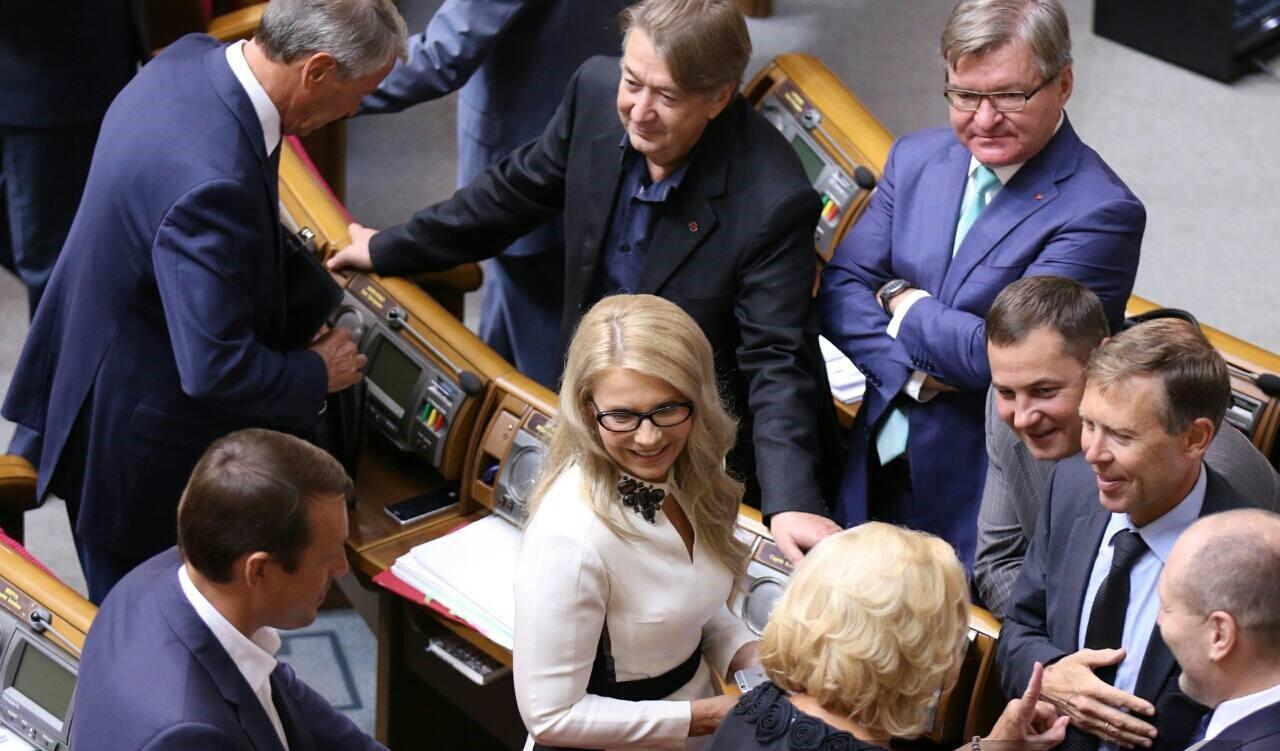 У Тимошенко ответили о возможной коалиции с Бойко
