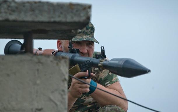 Из-за попадания снаряда в Донецкую исправительную колонию погиб 1 человек, 18 ранены