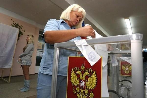 Российские выборы в Крыму незаконны: прокуратура АР Крым возбудила уголовное дело по факту проведения нелегального голосования на полуострове