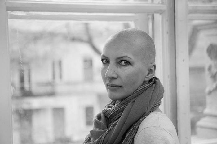 елена касьян, рак, онкология, писательница, соцсети, фото, болезнь, новости украины