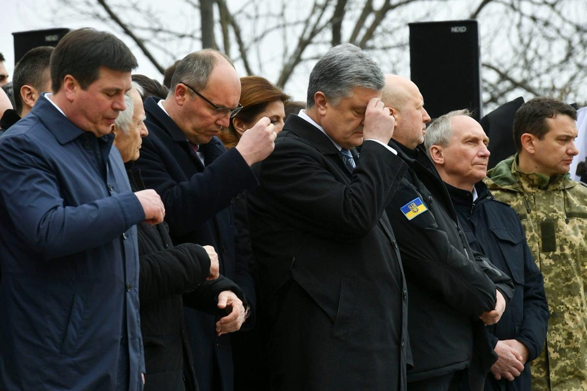 порошенко, выборы, украина, молитва, пцу