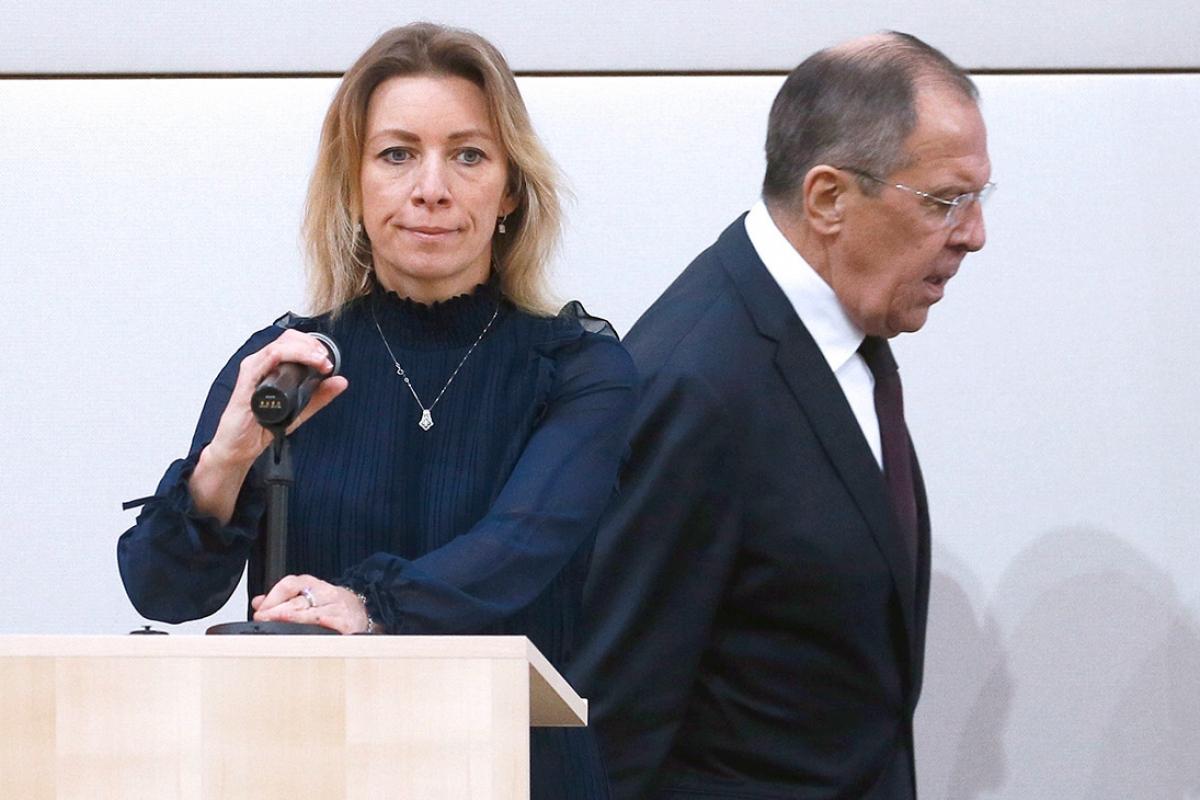 СМИ: Лаврова и Захарову увольняют из МИД России