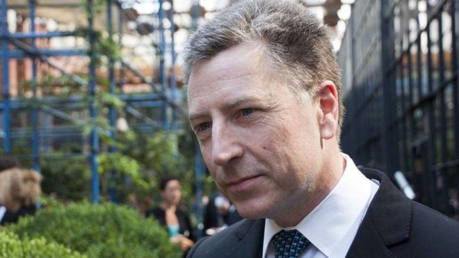 Украина, политика, общество, Курт Уолкер, США, визит в Киев, дипломатическая встреча