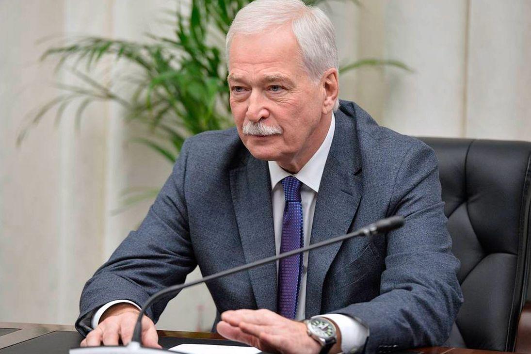 """Грызлов после срыва ТКГ обвинил Киев в подготовке наступления и предупредил: """"Кончится очень плохо"""""""