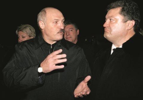 Путин и Лукашенко готовят встречу с Порошенко