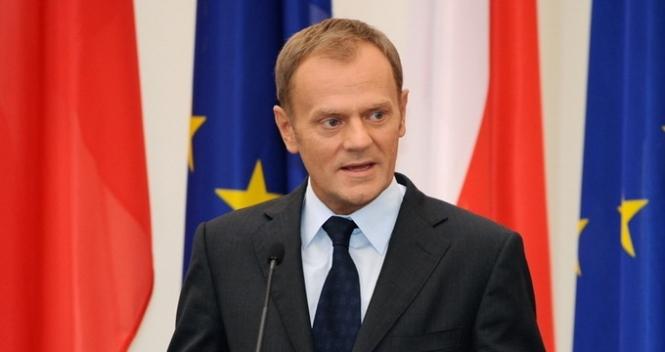 Туск: ЕС не пойдет на компромисс в вопросе территориальной целостности Украины