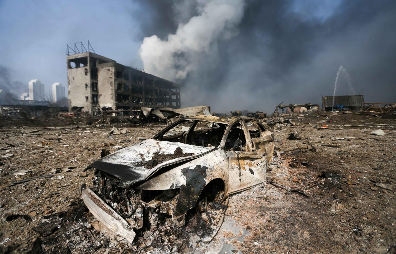 Россия, катастрофа, химический завод