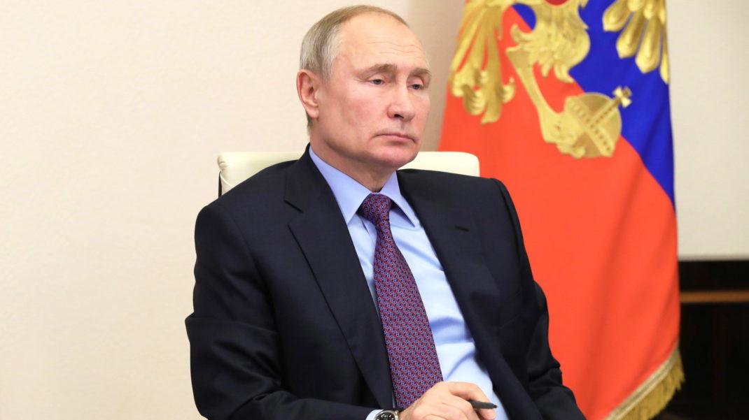 Путин рассказал, где будет работать после ухода  с поста президента России