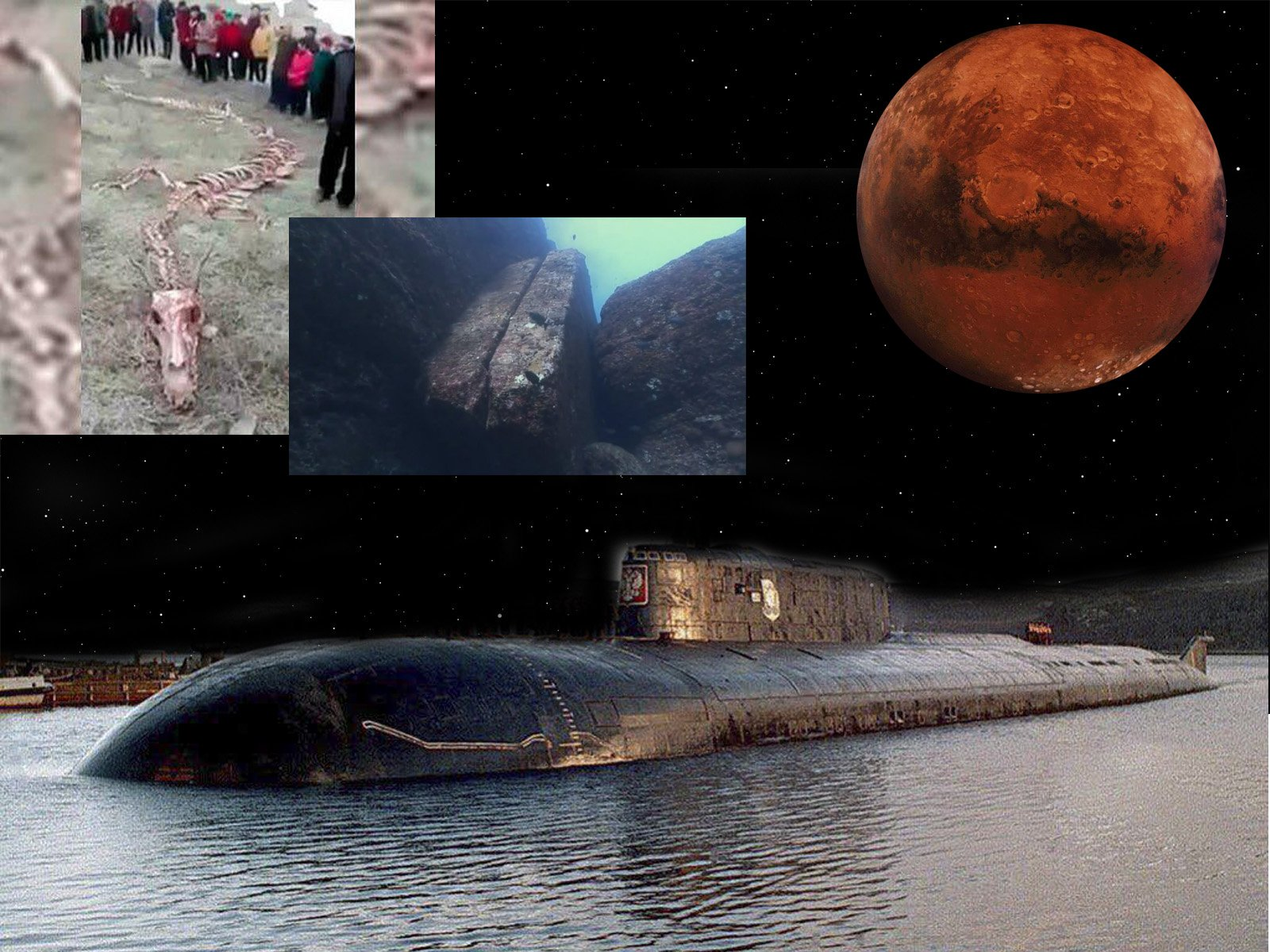 Субмарину ʺКурскʺ погубили база марсиан и дракон: всплыли ошеломляющие подробности