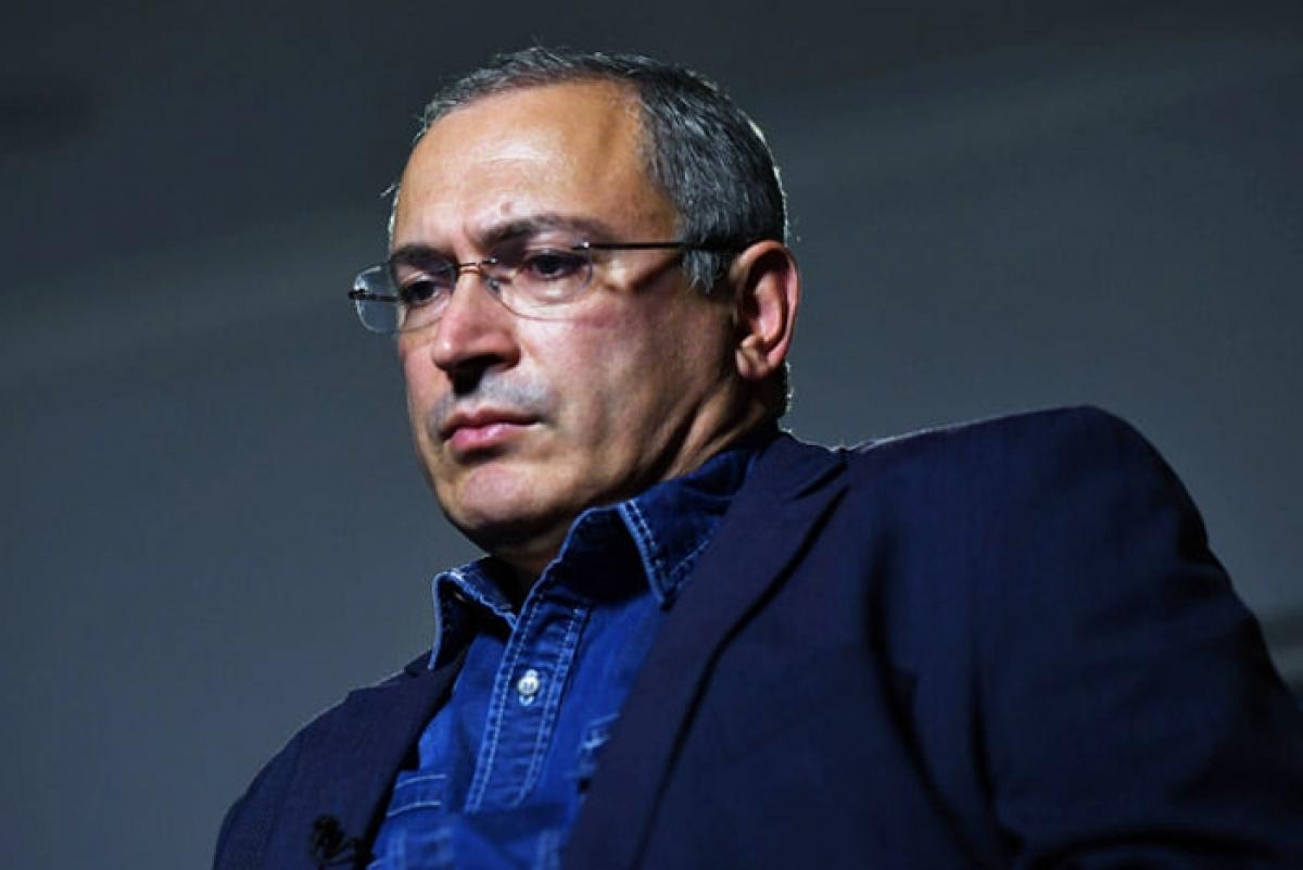 """Ходорковский указал на связь """"отравления"""" Навального с протестами в Беларуси: """"Это не попытка убийства"""""""