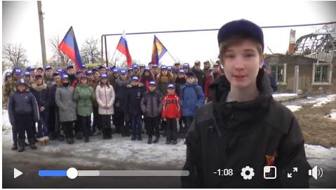 Донецк, ДНР, выборы, Путин, Казанский, новости, Украина, оккупанты, видео