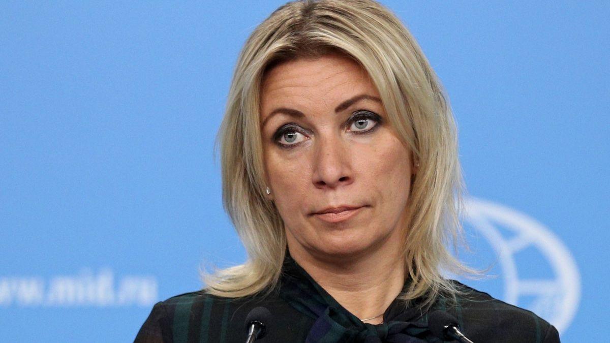 """Спикер МИД РФ Захарова назвала Чехию """"вымогателями"""": """"Подтверждают свой статус"""""""