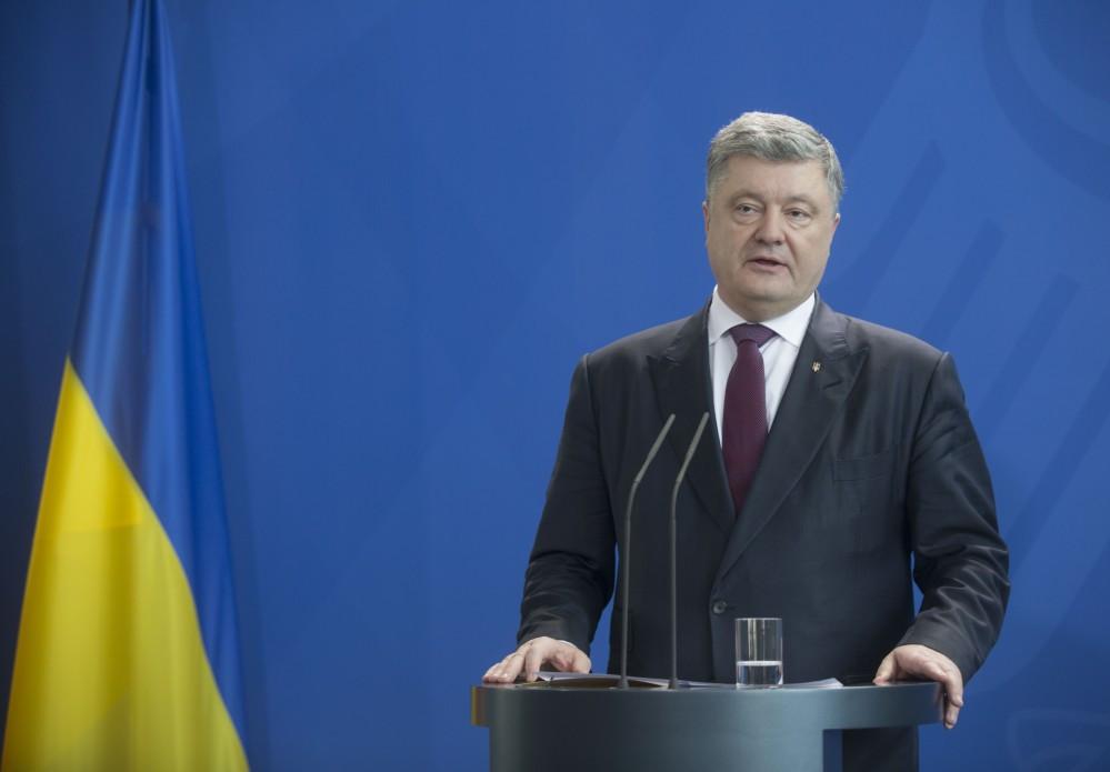 """""""Полное размосквление"""", - мощное выступление Порошенко на большой молитве украинцев за Томос"""