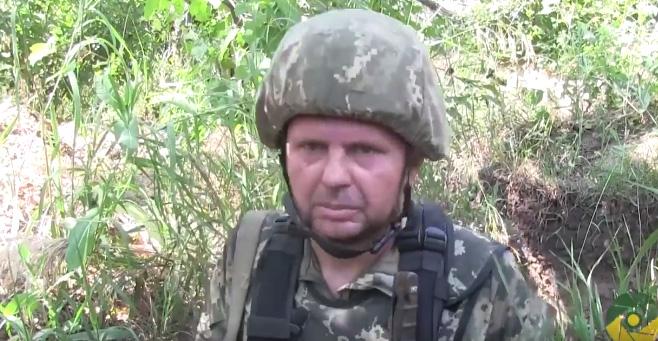"""""""Это нечестная война…Мы за спины людей не прячемся"""", - боец АТО из оккупированной Макеевки рассказал о войне в Донбассе"""