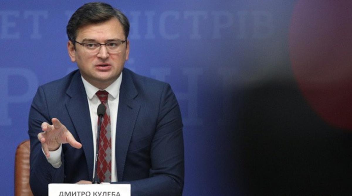 Кулеба объяснил Западу, почему Украина готова вступить не только в ЕС, но и НАТО