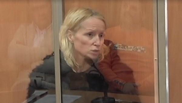 Повесилась при сокамерницах: появились подробности суицида сепаратистки из Днепра Меньшиковой - кадры