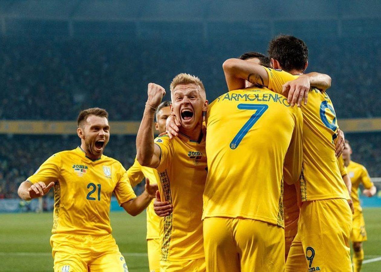 У Украины неплохие шансы выйти из группы на Евро-2020: потенциальные соперники в 1/8 финала