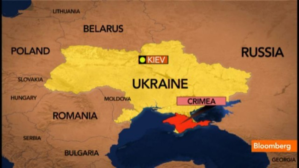 Россия заявила о подготовке Украиной прорыва границы Крыма: все произойдет с 3 мая