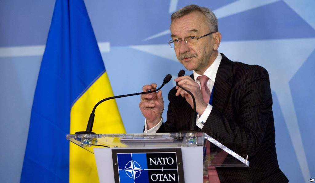 НАТО не готово предоставлять оружие Украине