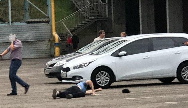 Со стрельбой и ранением в Харькове задержали террористов ИГИЛ. Один из них находится в международном розыске — опубликованы кадры задержания
