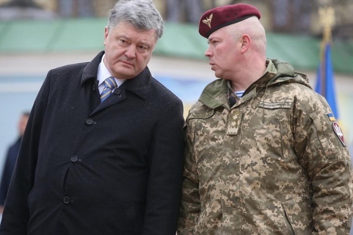 Россия ввела санкции против Порошенко, Забродского и Вакарчука накануне выборов
