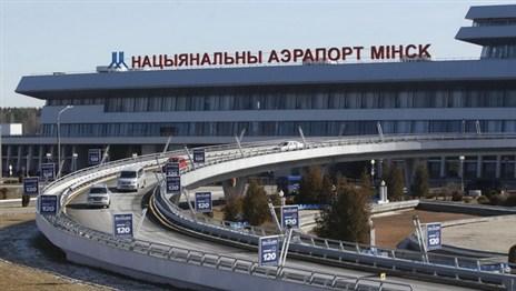 Аэропорт Минска заполняют журналисты в ожидании прилета участников саммита