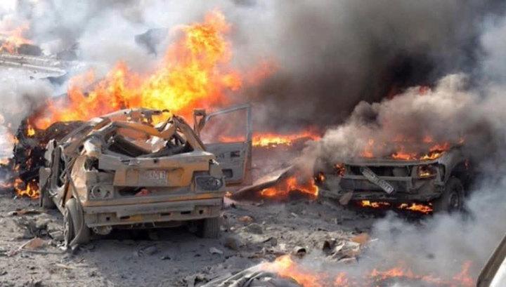 сирия, война, россия, потери, засада, конвой, мюрид