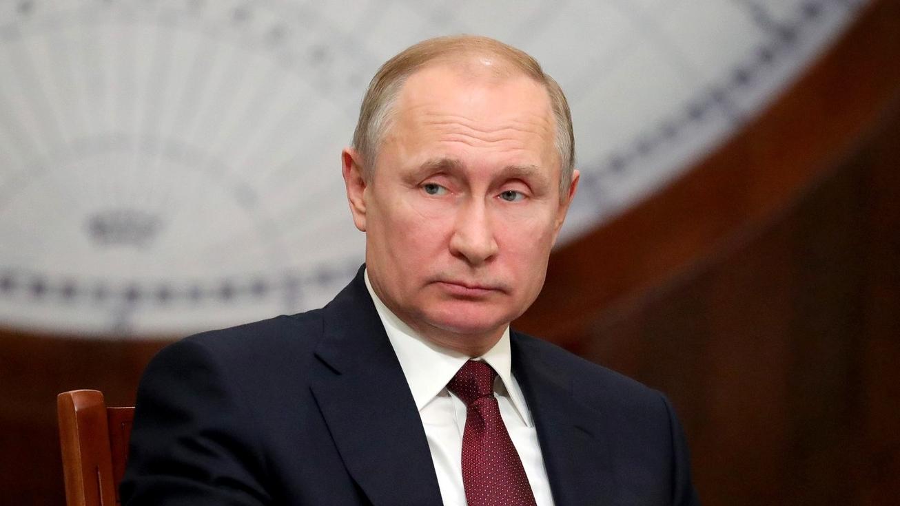 """В России запустили процесс """"обнуления"""" президентских сроков Путина"""