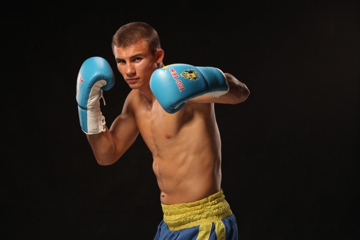 Александр Хижняк, чемпионат мира по боксу-2017, спорт Украины, бокс