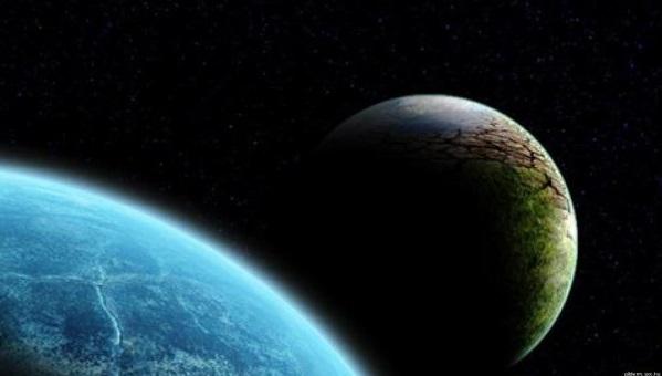 """Смертоносный """"хамелеон"""": зеленая Нибиру появилась над Средиземным морем - кадры"""