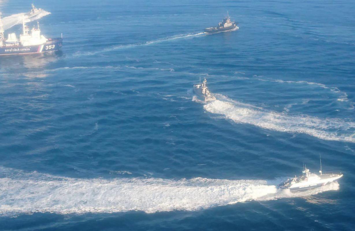 """""""Азов наш"""", - оккупант объяснился за нападение на буксир ВМС Украины """"Яни Капу"""""""