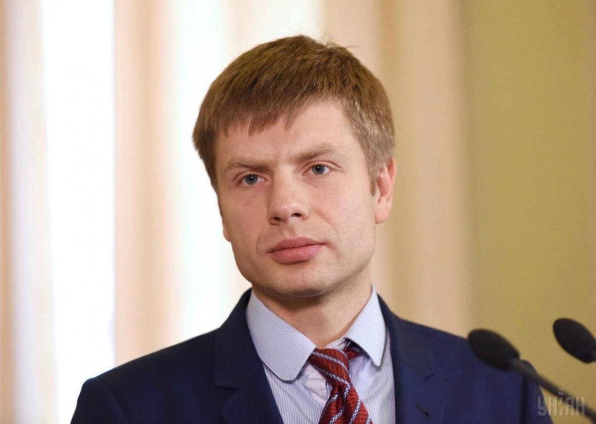 """Гончаренко прервал молчание и сказал, что он думает про """"антиколомойский закон"""": """"Угроза национальной безопасности"""""""