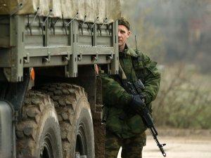СНБО: российские десантники в 10 километрах от границы с Украиной