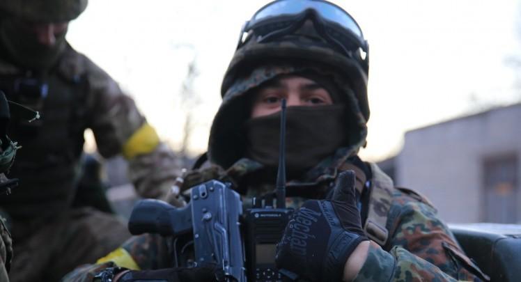 ДНР, восток Украины, Донбасс, Россия, армия, ООС, ВСУ, Азов