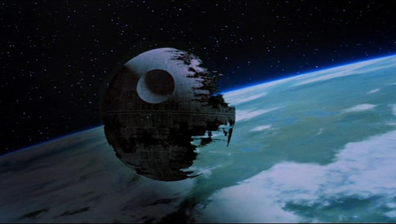 """""""Звездные войны"""" в реальности: британец запечатлел на видео загадочный НЛО"""