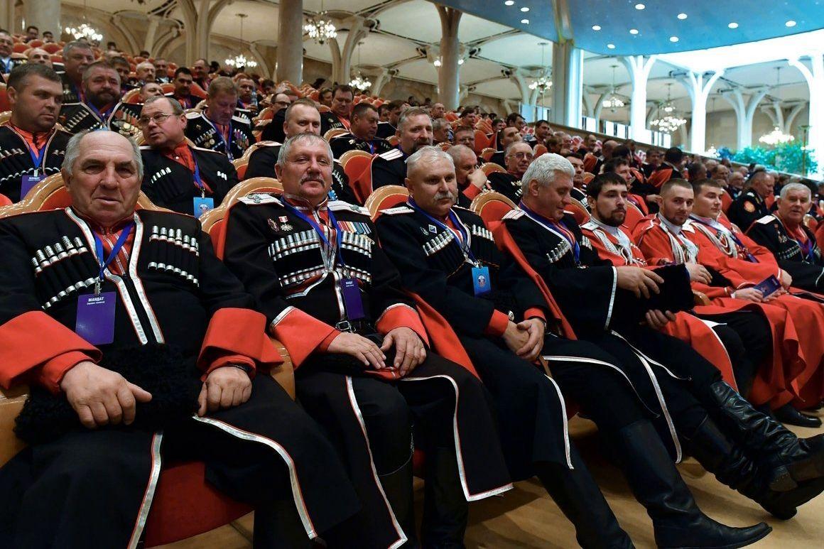 """Начинается эра большого террора - """"личная армия"""" Путина пополнится казаками"""