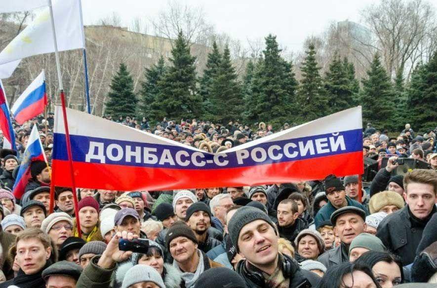 """В """"ДНР"""" провели опрос по поводу полного разрыва отношений с Украиной: появился неожиданный результат"""