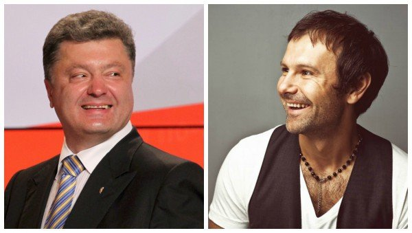 Будет ли Вакарчук идти на выборы: известны подробности телефонного разговора Порошенко с музыкантом