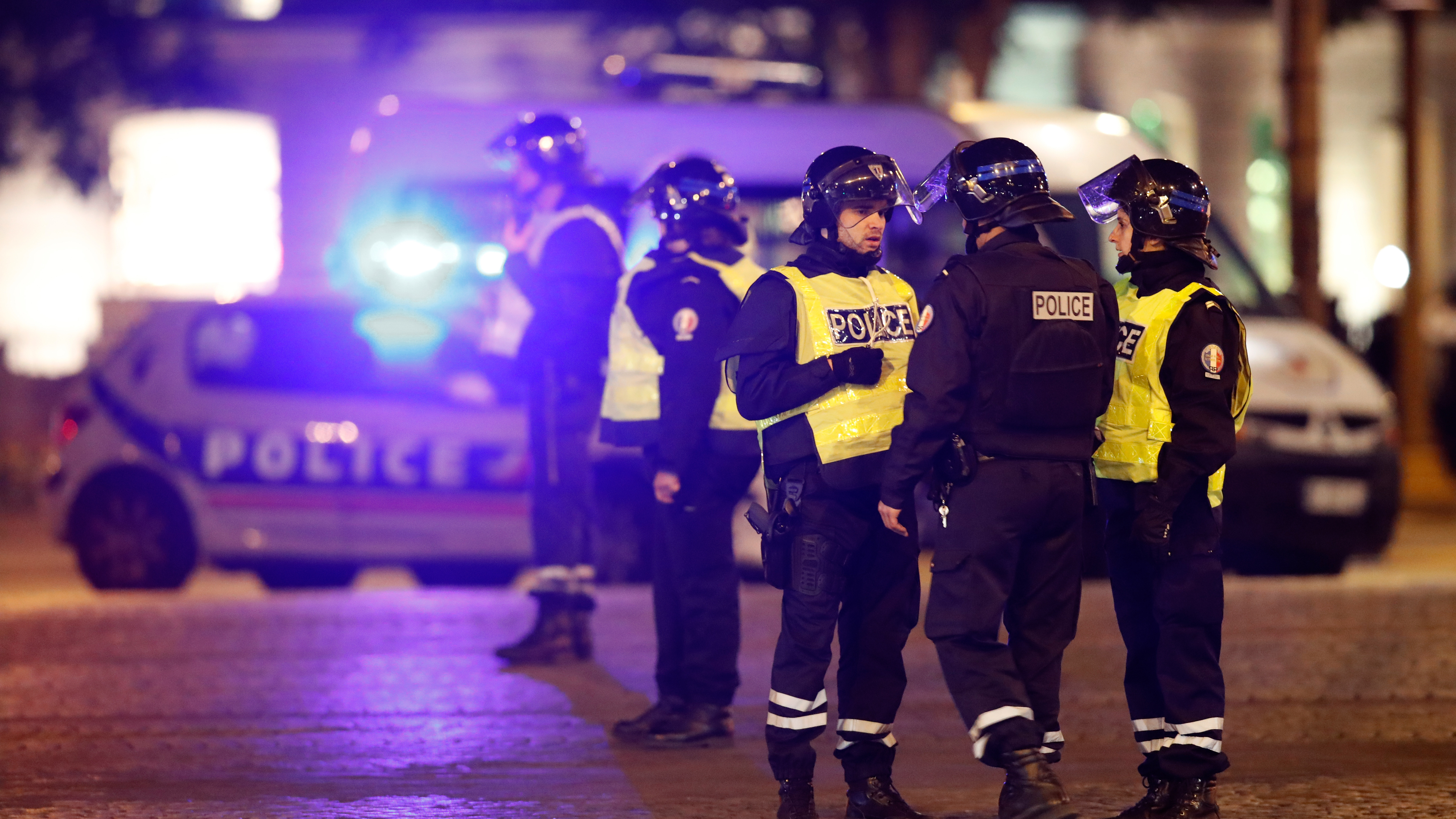 Очередная стрельба во Франции: в центре Тулузы мотоциклисты обстреляли прохожих