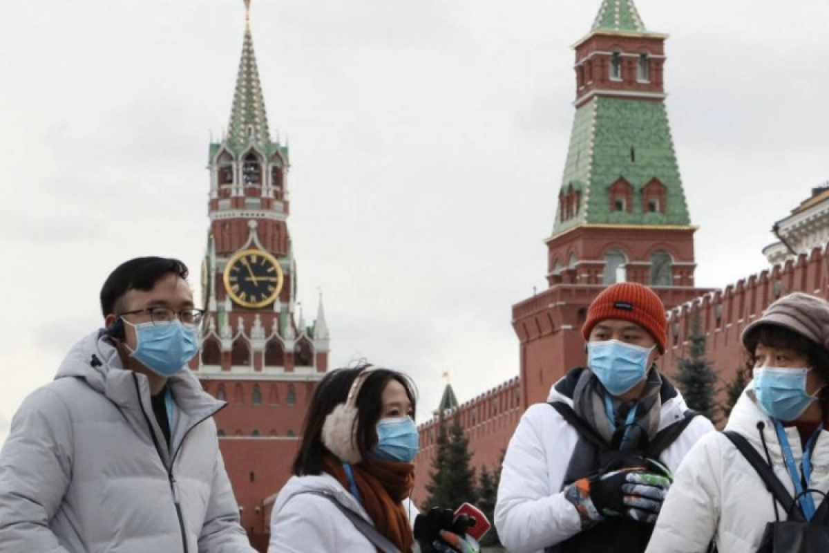 россия, москва, Covid-2019, вирус, коронавирус, болезнь, эпидемия