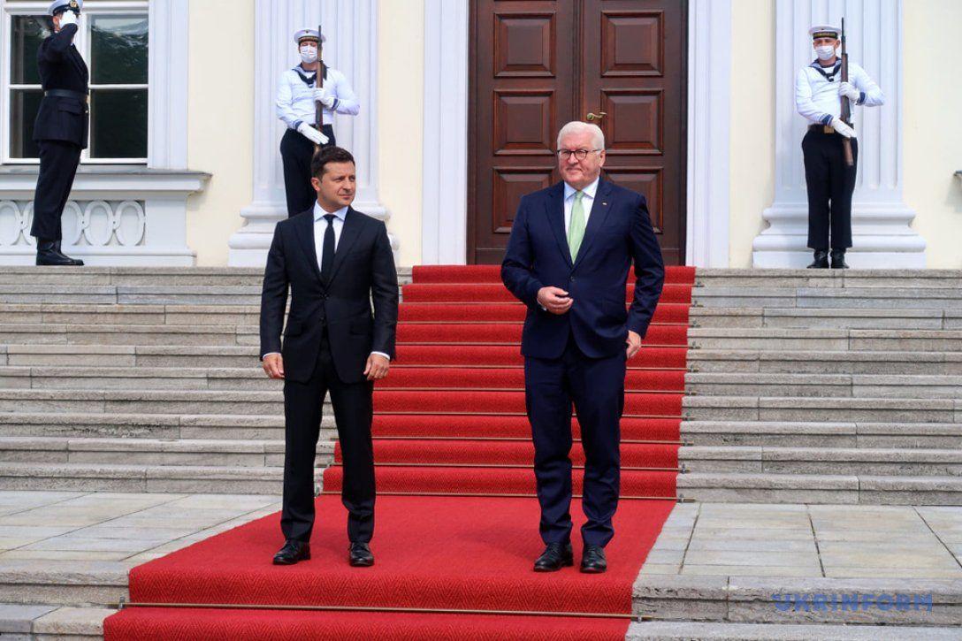 """В Германии выдали все разрешения для """"Северного потока - 2"""" на фоне визита Зеленского"""